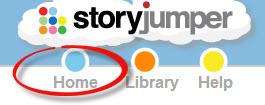 Storyjumper - home